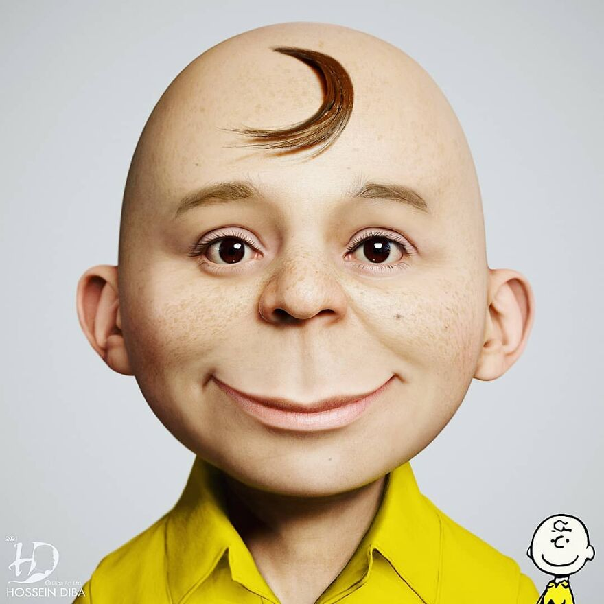Charlie Brown From Snoopy