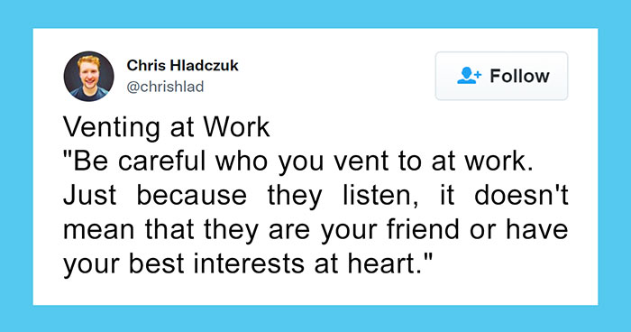 """""""Put Your Phone On Airplane Mode Instead Of Hanging Up"""": Twitter User Shares 10 Valuable Insights On Life"""