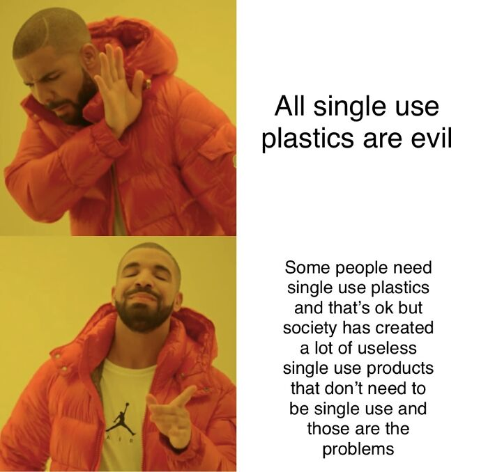 Plastic Straws And Sandwich Cutters Aren't The Devil