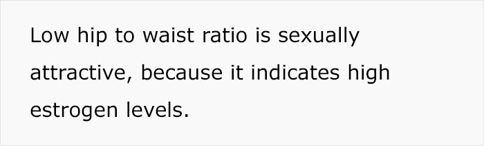 Guy On Tiktok Explains What Straight People Find Attractive In The Opposite Sex Using Evolutionary Theory