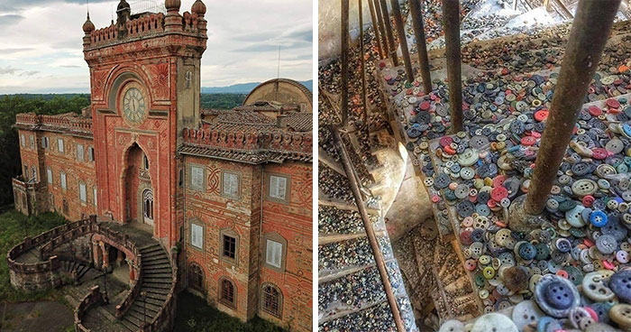 50 Of The Most Breathtaking Forgotten Places, Shared In The 'Abandoned Beauties' Facebook Group