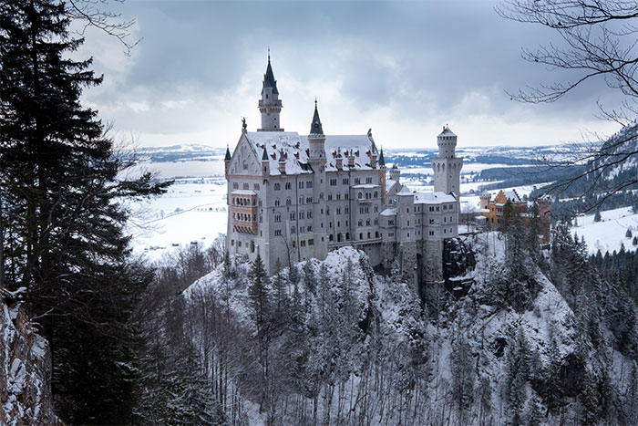 I Capture The Most Beautiful Castles Around The World (35 Pics)
