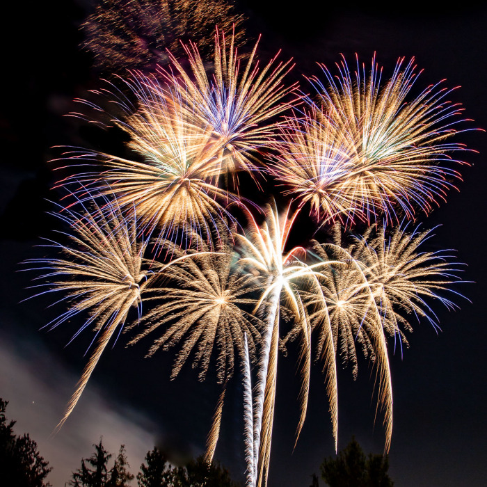 Hey Pandas, Post A Firework Picture