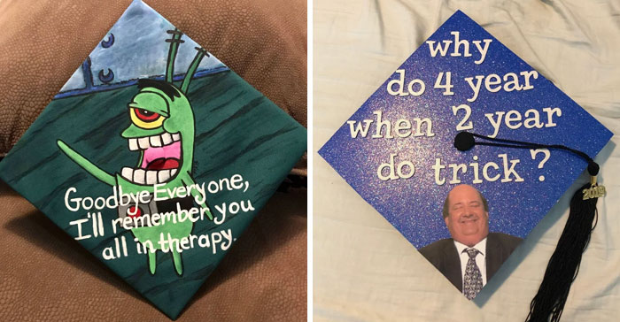 Creative Graduation Cap Ideas To Get Inspired By