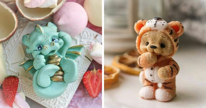 This Russian Artist Makes Cute Animal Soaps, And Here Are Their Best 70 Works