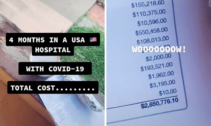 30 Times Americans Shocked The Rest Of The World By Sharing Their Outrageous Medical Bills