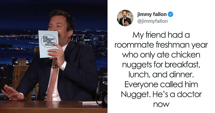 People Are Sharing Stories About Their Weird Roommates In Response To Jimmy Fallon's Challenge (35 Tweets)