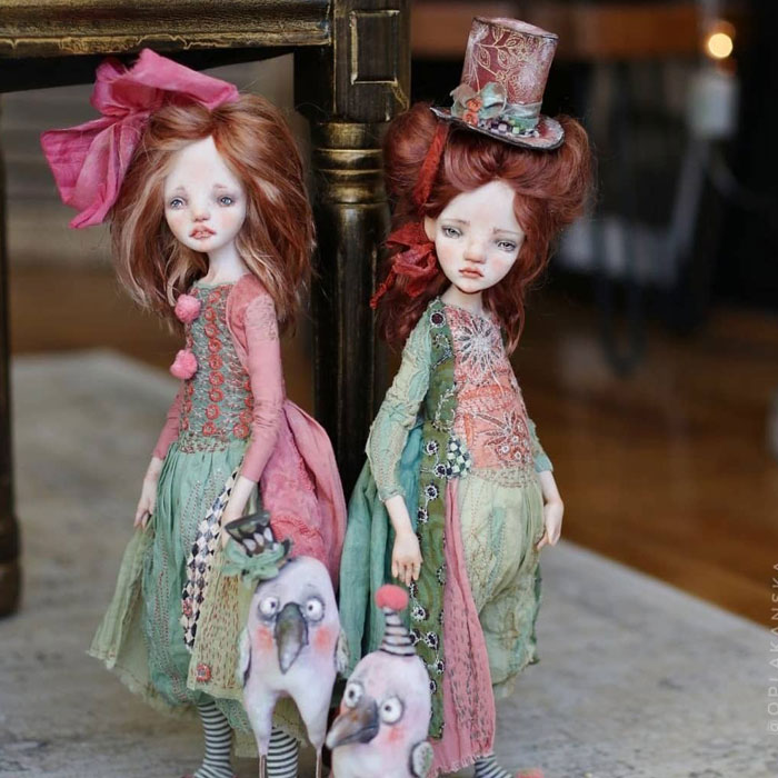 My Sister Has Been Making Fantasy Dolls For Over 16 Years, Here Are Her Best 30 Works