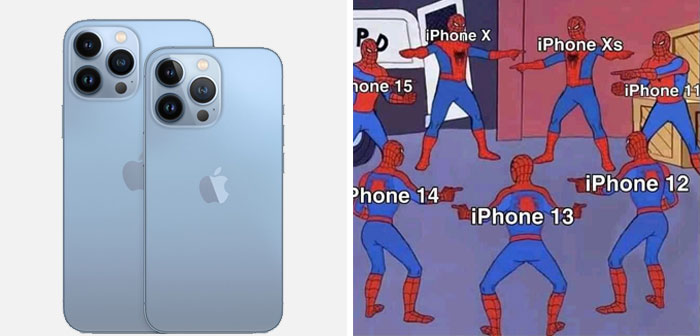 Folks Online Are Roasting The New iPhone 13, And Here Are 30 Of The Funniest Posts