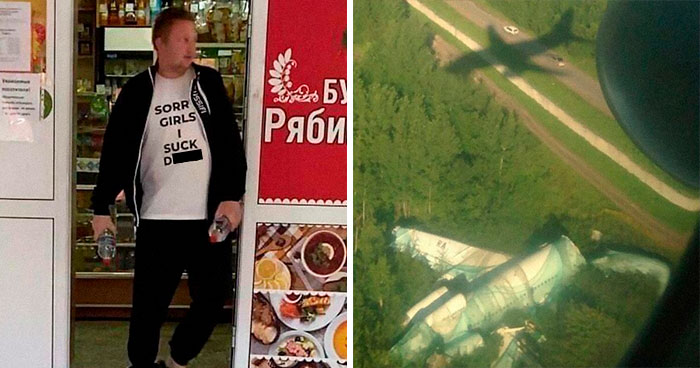 """""""A Normal Day In Russia"""": 50 Pics Of Everyday Things Happening In Russia"""