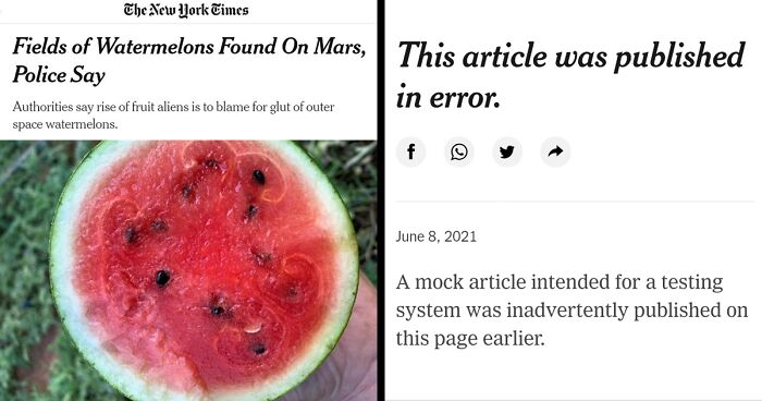 People On Twitter Are Sharing The Biggest Newspaper Fails That Resulted In Hilarious Corrections (49 Pics)