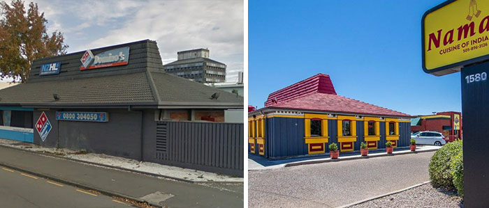 People Online Are Cracking Up At These 30 Repurposed Pizza Hut Buildings Shared In This Online Group