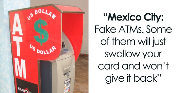 26 Of The Most Used Tourist Scams That Still Work Because Not Enough People Are Aware Of Them, As Shared By This Traveler